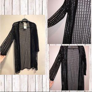 Sweaters - NWT open cardigan ✨